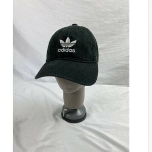 Adidas Double Sided Logo Baseball Cap Hat